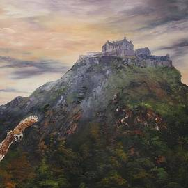 Jean Walker - Edinburgh Castle Scotland