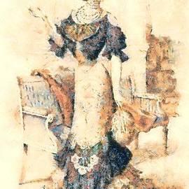 Charmaine Zoe - Edwardian Elegance