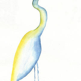 Frank Bright - Egret