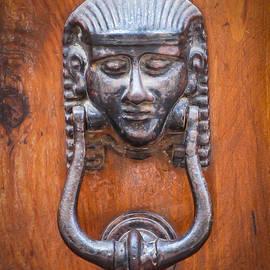 William Krumpelman - Egyptian Door Knocker