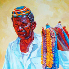 Ahmed Bayomi - Egyptian Nubian Vendor