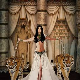 Davandra Cribbie - Egyptian Style