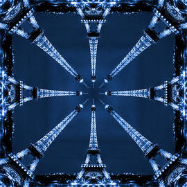 Mike McGlothlen - Eiffel Art 32