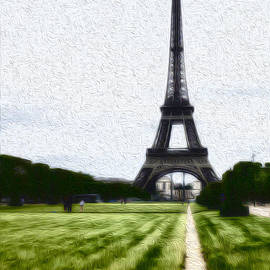 Adele Buttolph - Eiffel Tower