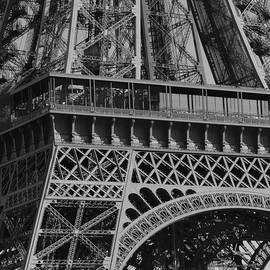 Cheryl Miller - Eiffel Tower In Abstract
