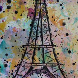 Jacqueline Athmann - Eiffel Tower