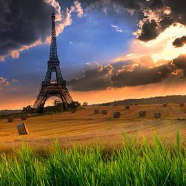 Nicolae Feraru - Eiffel Tower