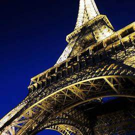 Conor OBrien - Eiffel Tower - Paris