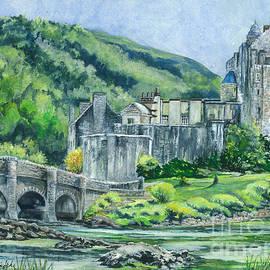 Carol Wisniewski - Eilean Donan Castle in Scotland ii