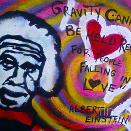 Tony B Conscious - Einstein Gravity