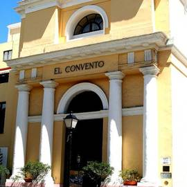 The Art of Alice Terrill - El Convento Hotel
