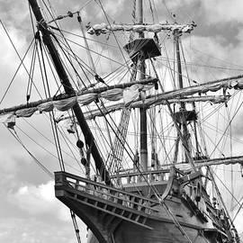 Kim Bemis - El Galeon - Spanish Tall Ship - Ocean City Maryland