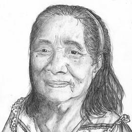 Lew Davis - Elderly Marshallese 2