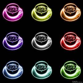 James Ahn - Electrifyin The Coffee Bean Pop Art - Multi-BB
