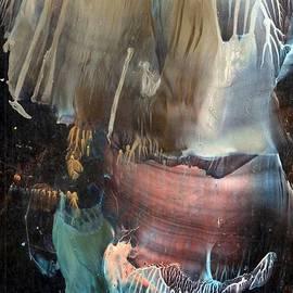 Cristina Handrabur - Electromagnetic storms dissolving into overwhelming gravity