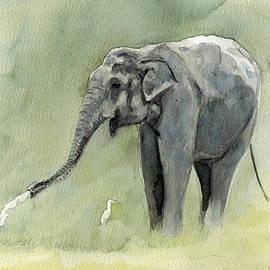 Chris Pendleton - Elephant at Yala
