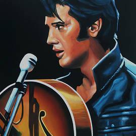 Paul  Meijering - Elvis Presley 3
