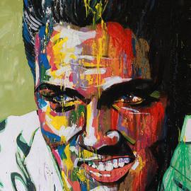 Bruce McLachlan - Elvis Presley