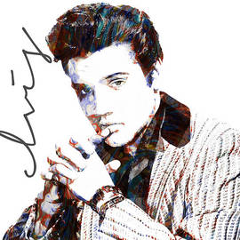 Celestial Images - Elvis Presley