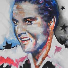 Chrisann Ellis - Elvis Presley