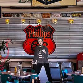 Priscilla Burgers - Elvis Presley in Albuquerque