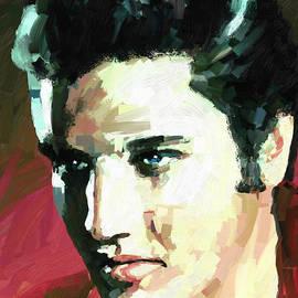 James Shepherd - Elvis Presley