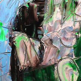 Jim Vance - Emerald Chair
