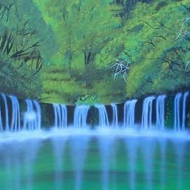 Christopher Soeters - Emerald Falls