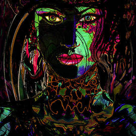 Natalie Holland - Emerald Goddess
