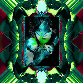 Andrew Govan Dantzler - Emerald Lady