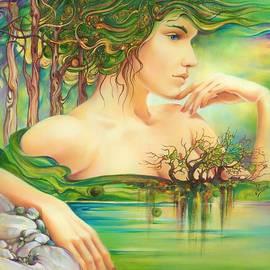 Anna Ewa Miarczynska - Emerald Lake