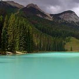Ian Mcadie - Emerald Lake Calm