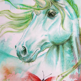 Bernadett Kovacs - Emerald Unicorn
