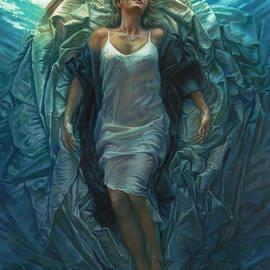 Mia Tavonatti - Emerge Painting