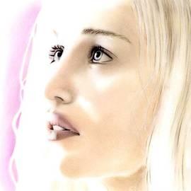 Wu Wei - Emilia Clarke Portrait