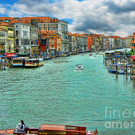 Mariola Bitner - Enchanted Venice