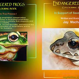 Hartmut Jager - Endangered  Frogs