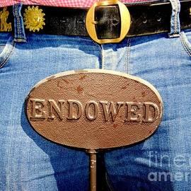 Ed Weidman - Endowed