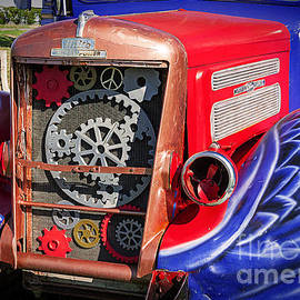 Janice Rae Pariza - Engine Gears