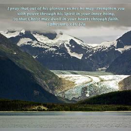 Dawn Currie - Ephesians 3 16-17a