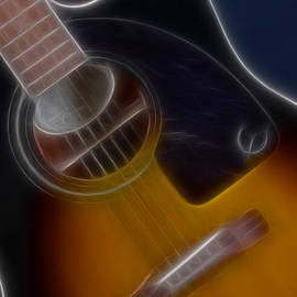 Gary Gingrich Galleries - Epiphone Acoustic-9484-Fractal