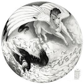 Melissa A Benson - Equine Yin/Yang