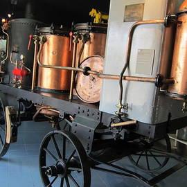 Pema Hou - Equipment displayed in Lavender Museum