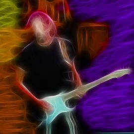 Gary Gingrich Galleries - Eric Clapton-4-Fractal