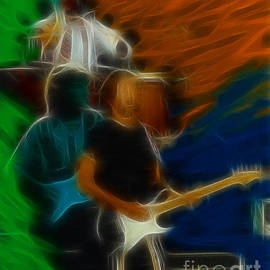 Gary Gingrich Galleries - Eric Clapton-Ray Cooper-3-Fractal