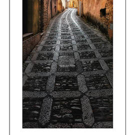Mike Nellums - Erice Sicily poster
