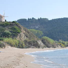 George Katechis  - erikousa Beach 1