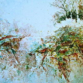 Carolyn Rosenberger - Escarpment
