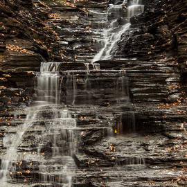 Darleen Stry - Eternal Flame Waterfalls