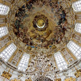 Gary Whitton - Ettal Abbey Dome - Benedictine Monastery - Germany